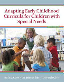 Adapting Early Childhood Curricula for Children with Special Needs PDF