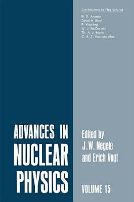 Advances in Nuclear Physics PDF
