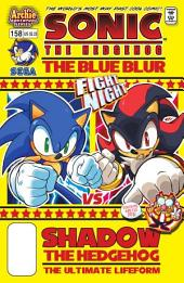 Sonic the Hedgehog #158