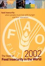 The State of Food Insecurity in the World 2002
