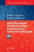 Differential Evolution  A Handbook for Global Permutation Based Combinatorial Optimization PDF