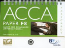 ACCA   F8 Audit and Assurance  INT  PDF