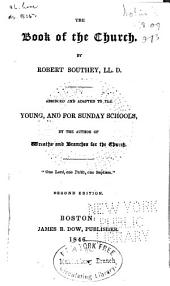Book of the Church: Abridged and Adapted to the Young, and for Sunday Schools