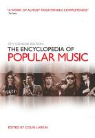 The Encyclopedia of Popular Music PDF