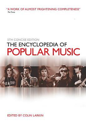 The Encyclopedia of Popular Music PDF