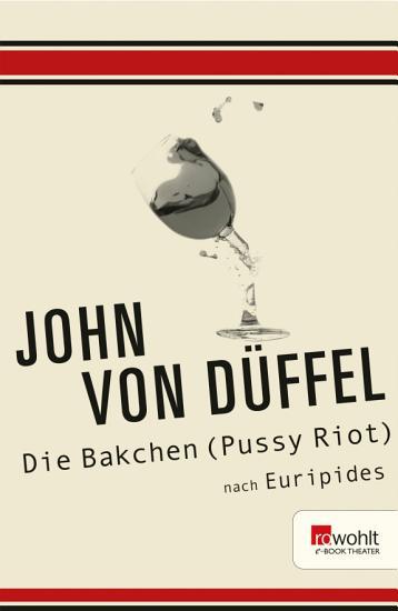Die Bakchen  Pussy Riot  PDF