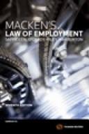 Macken s Law of Employment PDF