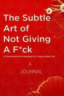 A Journal For The Subtle Art of Not Giving a F ck PDF