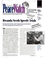 Peace Watch PDF