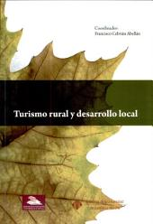 Turismo rural y desarrollo local