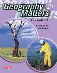 Geography Matters Book PDF