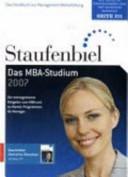 Das MBA Studium 2007 PDF