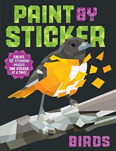 Paint by Sticker  Birds Book