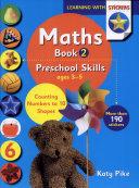Maths Book 2 Preschool Skills ages 3-5