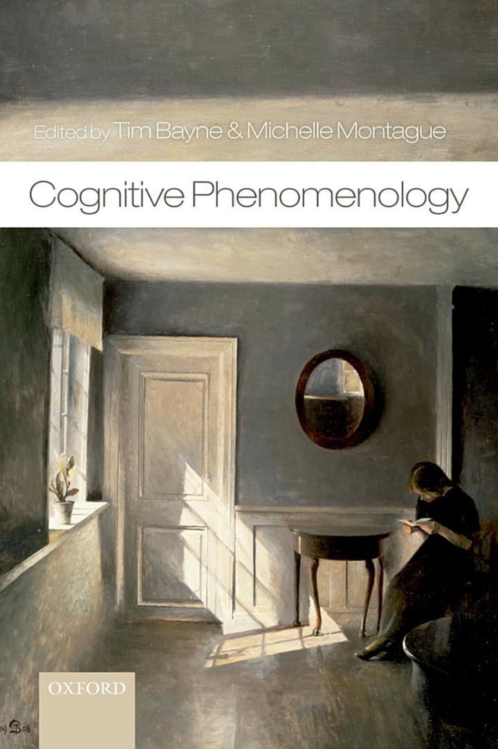 Cognitive Phenomenology