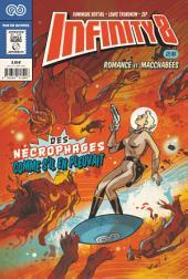 Infinity 8 - N°2 - Romance et macchabées