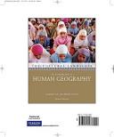 Books a la Carte for the Cultural Landscape  Human Geography
