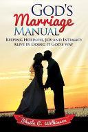 God S Marriage Manual Book PDF