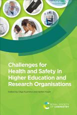 Challenges for Health and Safety in Higher Education and Research Organisations PDF