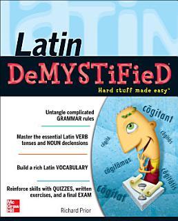 Latin Demystified Book