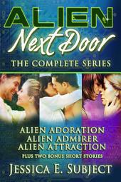 Alien Next Door: The Complete Series