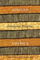 African Immigrant Religions in America PDF