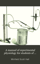 A Manual of Experimental Physiology for Students of Medicine