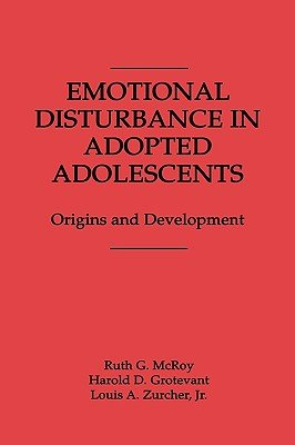Emotional Disturbance In Adopted Adolescents