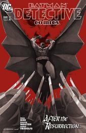 Detective Comics (1937-2011) #840
