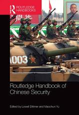Routledge Handbook of Chinese Security PDF