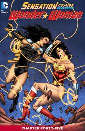 Sensation Comics Featuring Wonder Woman (2014-) #45