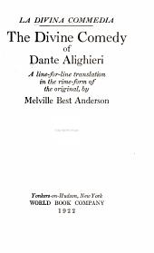 La Divina Commedia: The Divine Comedy