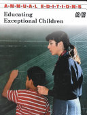 Educating Exceptional Children