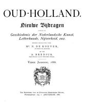 Oud Holland: Volume 4