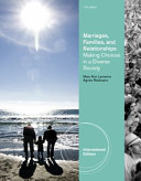 Marriages  Families  and Relationships PDF