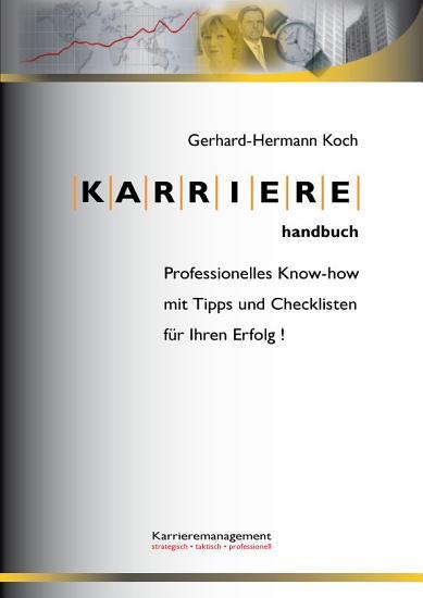 Karrierehandbuch PDF