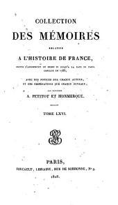 Collection des mémoires relatifs à l'histoire de France: Souvenirs de Madame de Caylus. Mémoires du maréchal de Berwick ; t. II, Volume66