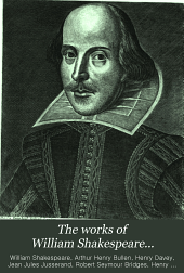 The Works of William Shakespeare ... [device]: Volume 1