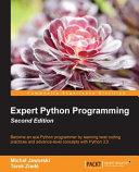 Expert Python Programming  Second Edition