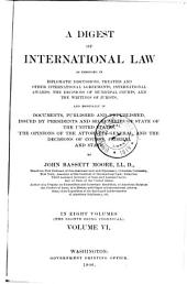 A Digest of International Law...