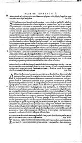 Plotini phil. Platonici De rebus philosophicis libri LIIII in enneades sex distributi