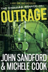 Outrage  The Singular Menace  2  Book