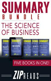Summary Bundle   The Science Of Business