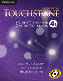 Touchstone Level 4 Student's Book B with Online Workbook B