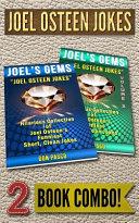 Joel Osteen Jokes   2 Book Combo