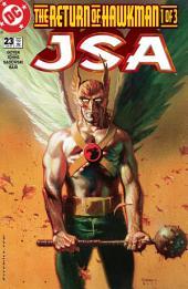 JSA (1999-) #23