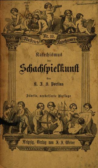 Katechismus der Schachspielkunst PDF