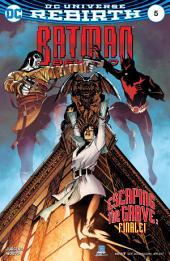 Batman Beyond (2016-) #5