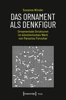 Das Ornament als Denkfigur PDF