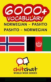 6000+ Norwegian - Pashto Pashto - Norwegian Vocabulary